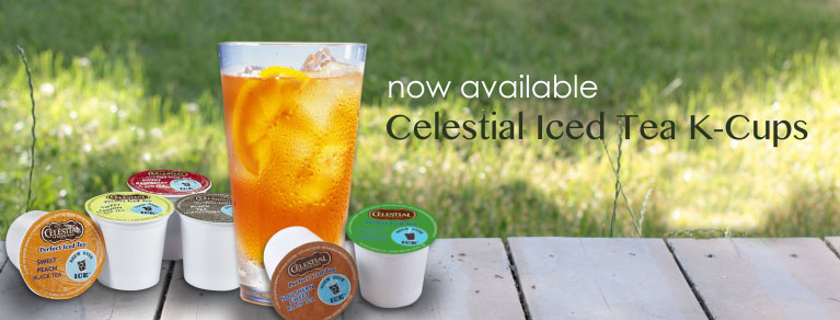Celestial Iced Tea K-Cups