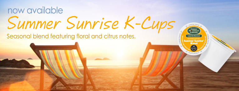 Summer Sunrise Blend K-Cup