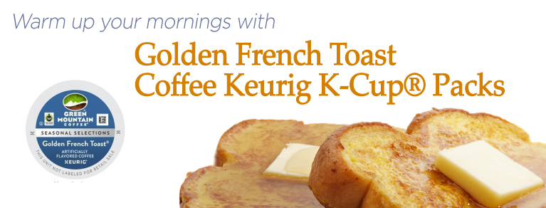Golden French Toast K-Cups