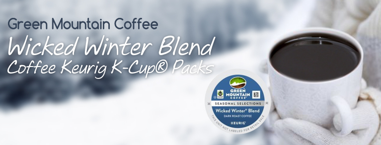 Green Mountain Wicked Winter Blend K-Cups