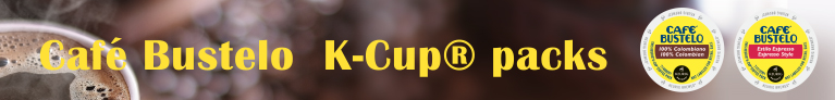 Cafe Bustelo K-Cups