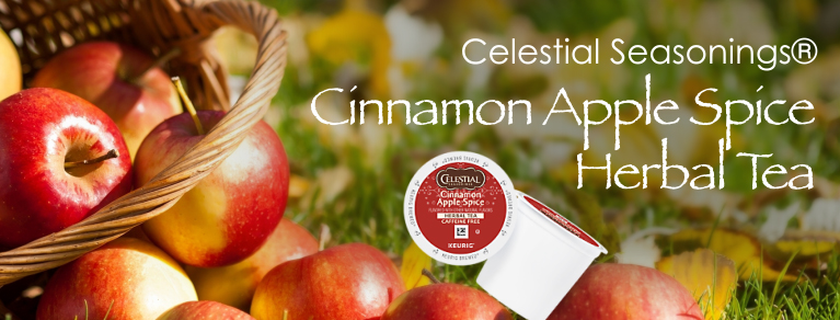 Celestial Seasonings Cinnamon Apple Spice  Spice K-Cup