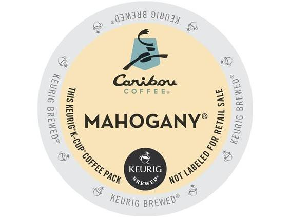 Caribou Coffee Mahogany K-Cup Coffee