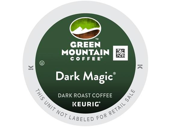 Green Mountain Dark Magic Extra Bold K-Cup Coffee