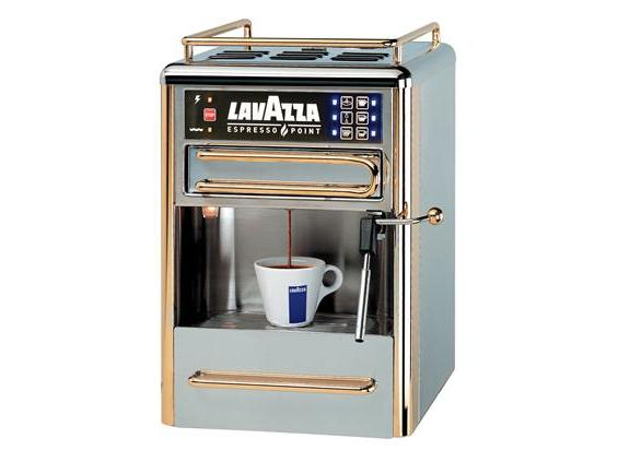 coffeewiz lavazza espresso point matinee capsule machine. Black Bedroom Furniture Sets. Home Design Ideas