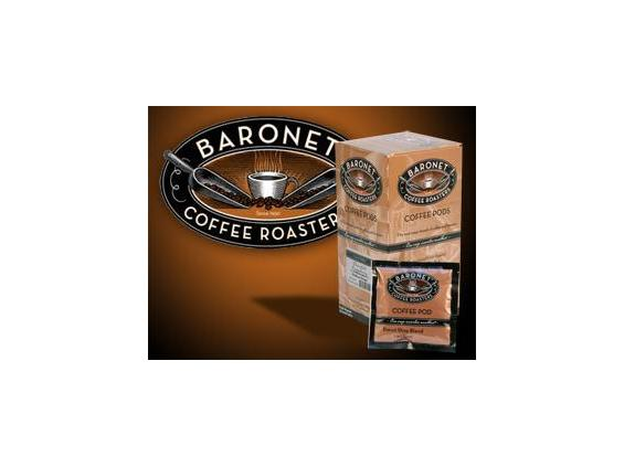 Baronet French Roast Monster Pods