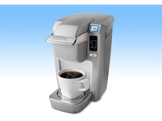 Coffeewiz B30 Keurig Mini Plus Home Brewer Platinum