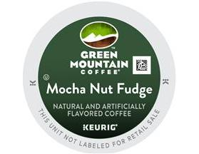 Green Mountain Mocha Nut Fudge K-Cup Coffee