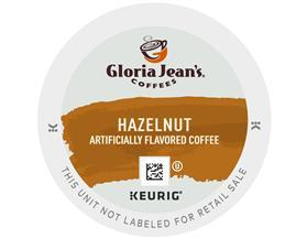 Gloria Jean's Hazelnut K-Cup Coffee