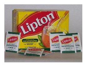 Lipton Decaf. Tea
