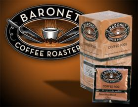 Baronet Pod Coffee - House Blend