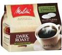 Melitta Dark Roast Soft Pods in a Bag