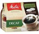 Melitta Decaf. Soft Pods in a Bag