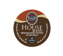 Tully's House Blend Coffee Keurig K-Cup Portion Pack