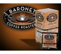 Baronet French Roast Decaf Coffee Pods