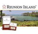 Reunion Island Kona Blend Coffee Pods