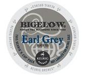 Bigelow Earl Grey Tea Keurig Portion K-Cup® packs