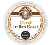 Barista Prima Coffee Decaf Italian Roast Keurig K-Cup® packs