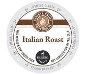 Barista Prima Coffeehouse Italian Roast Keurig Coffee Portion K-Cup® packs