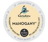 Caribou Mahogany Coffee Keurig K-Cup® packs