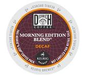 Diedrich Morning Edition Decaf. Blend Keurig K-Cup Coffee Portion Pack