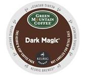 Green Mountain Dark Magic Extra Bold Coffee Keurig K-Cup Portion Pack