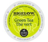 Bigelow Green Tea Keurig Portion K-Cup® packs