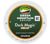 Green Mountain Dark Magic Decaf Coffee Keurig K-Cup® Packs