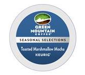 Green Mountain Toasted Marshmallow Mocha Keurig K-Cup® Packs