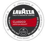Lavazza Calssico Coffee Keurig K-Cup Portion Pack ***BEST BUY DATE MAY - 2015***