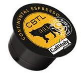 CBTL Espresso Continental Smooth Capsules  **OUTOF STOCK**