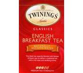 Twinings English Breakfast Decaf. Bagged Tea