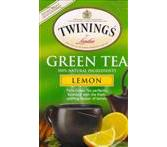 Twinings Green Tea Lemon Bagged Tea