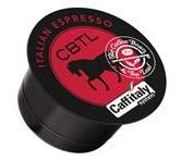 CBTL Espresso Italian Bold Capsules  **OUT OF STOCK**