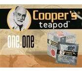 Cooper's Teapods - Zen in Black