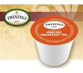 Twinings English Breakfast Keurig K-Cup Tea Portion Pack