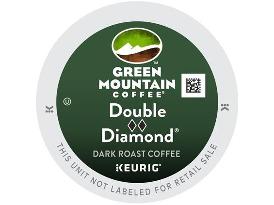 Green Mountain Double Black Diamond Xtra Bold K-Cup Coffee