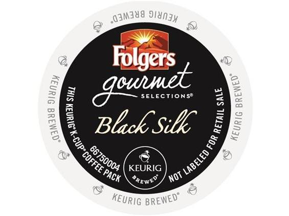 Folgers Black Silk, CoffeeWiz, Coffee