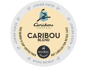 Caribou Coffee Blend K-Cup Coffee