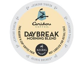 Caribou Coffee Daybreak Morning K-Cups