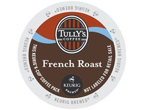 French Roast, CoffeeWiz, Tullys Coffee