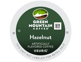 Green Mountain Hazelnut K-Cup Coffee