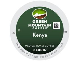 Green Mountain Kenyan AA K-Cup Coffee