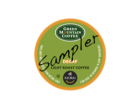 Green Mountain Decaf. K-Cup Coffee Sampler