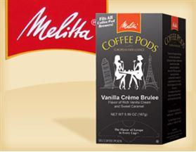 Melitta Coffee Pods