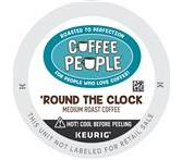 Coffee People Round the Clock Coffee Keurig K-Cup® Packs