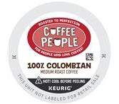 Coffee People 100% Colombian Coffee Keurig K-Cup® Packs
