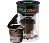Ekobrew Reusable Filter for Keurig Single Cup Brewers