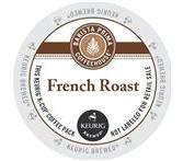 Barista Prima Coffeehouse French Roast Keurig Coffee K-Cup® packs