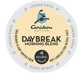 Caribou Daybreak Morning Keurig K-Cup® packs